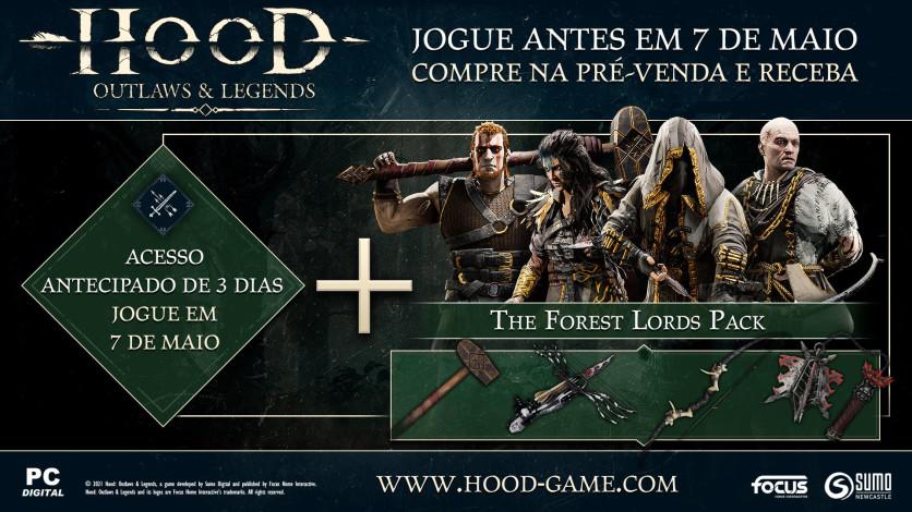 Screenshot 2 - Hood: Outlaws & Legends
