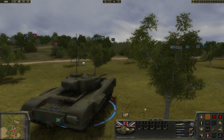 Screenshot 7 - Theatre of War Collection