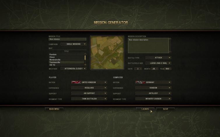 Screenshot 6 - Theatre of War Collection