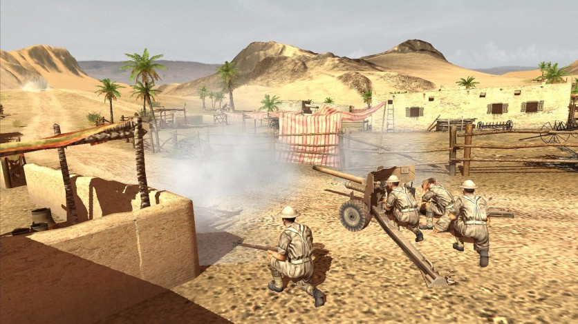 Screenshot 3 - Theatre of War Collection
