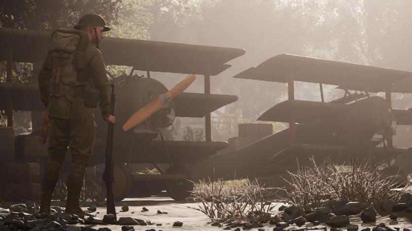 Screenshot 4 - Beyond The Wire