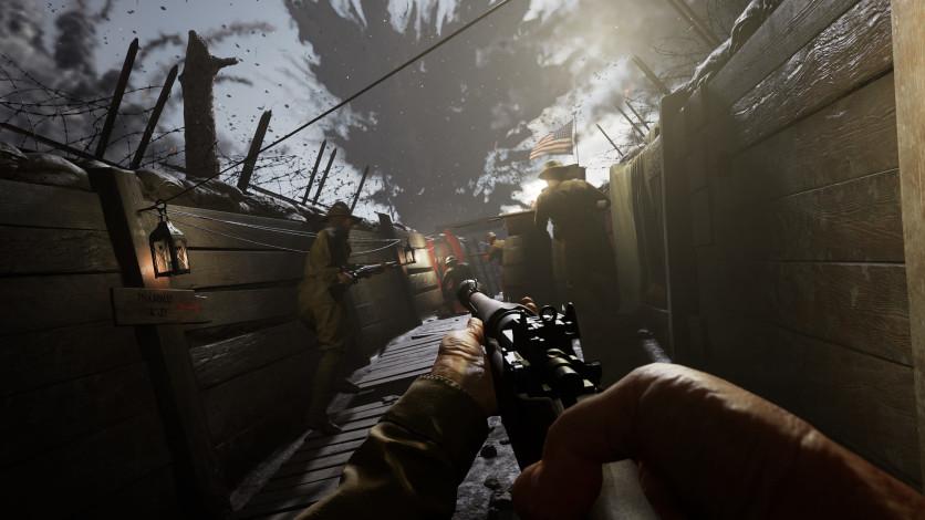 Screenshot 8 - Beyond The Wire