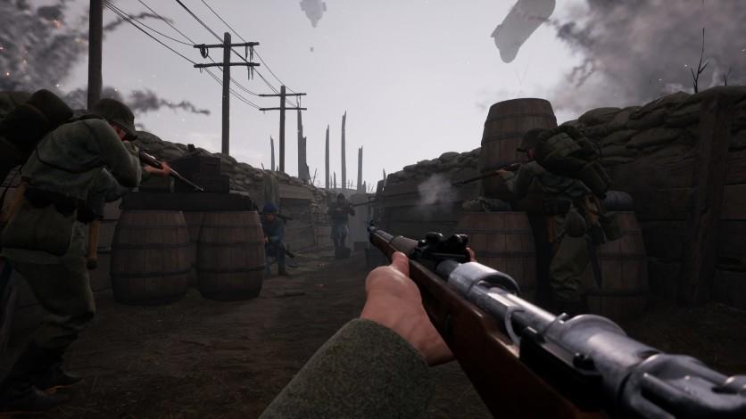 Screenshot 2 - Beyond The Wire