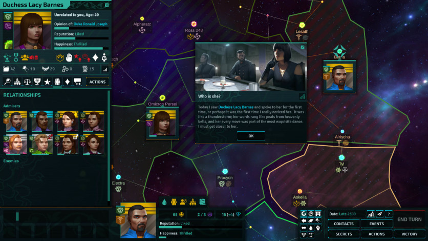 Screenshot 7 - Star Dynasties