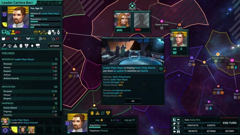 Screenshot 9 - Star Dynasties