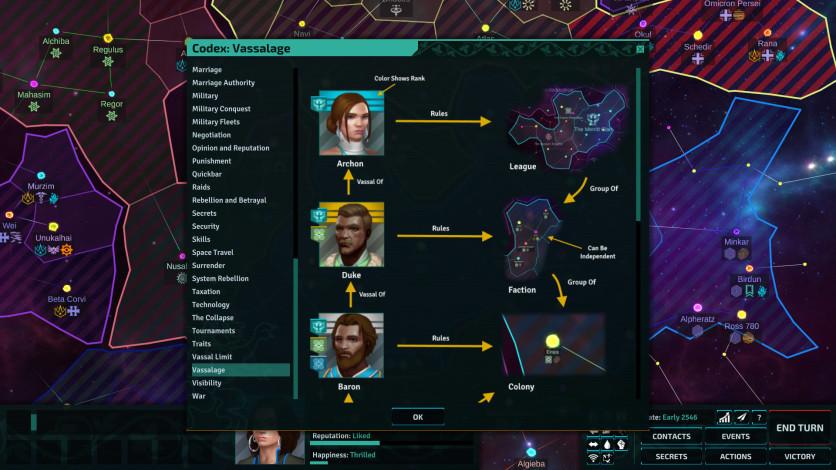 Screenshot 12 - Star Dynasties