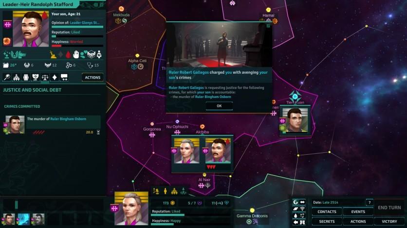 Screenshot 3 - Star Dynasties
