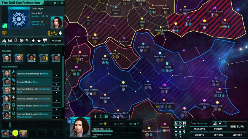 Screenshot 2 - Star Dynasties