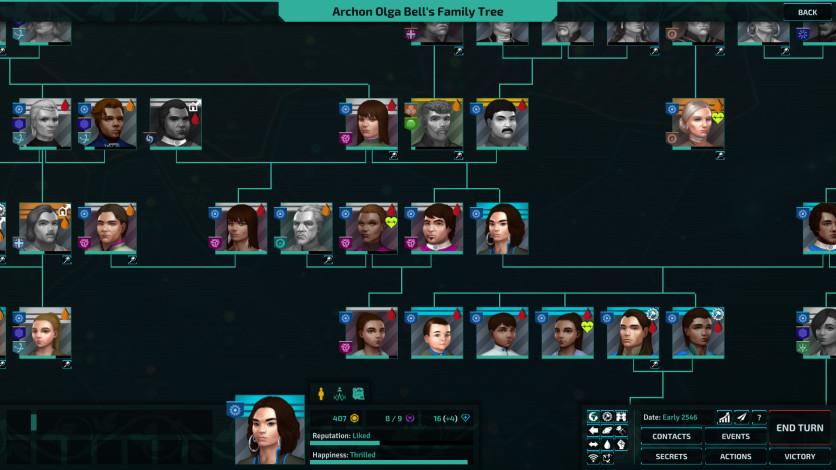 Screenshot 11 - Star Dynasties
