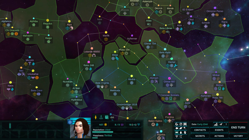 Screenshot 10 - Star Dynasties