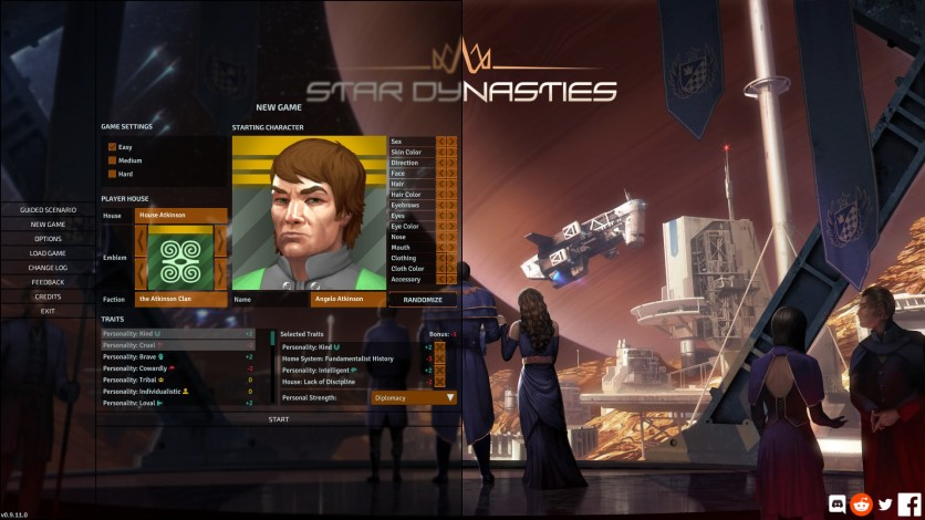 Screenshot 5 - Star Dynasties