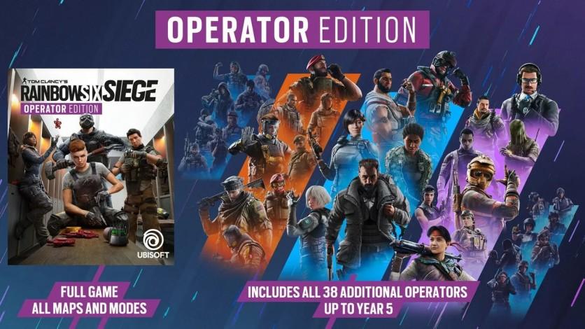 Screenshot 3 - Tom Clancy's Rainbow Six Siege - Operator Edition Year 6