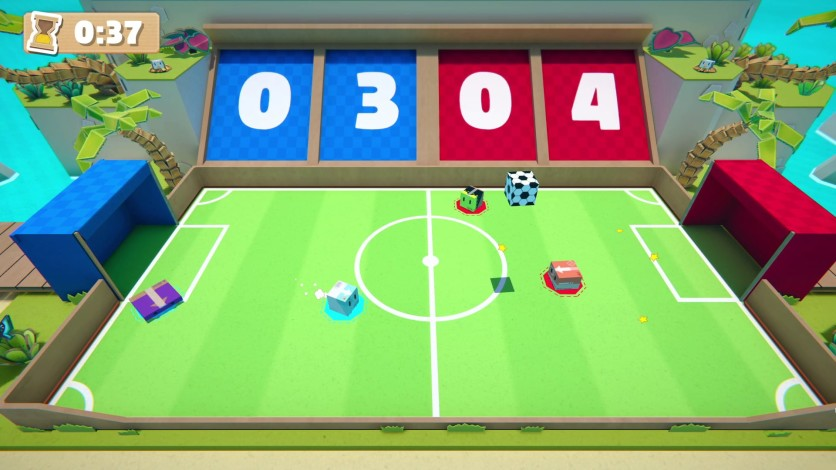 Screenshot 6 - Pile Up! Box by Box