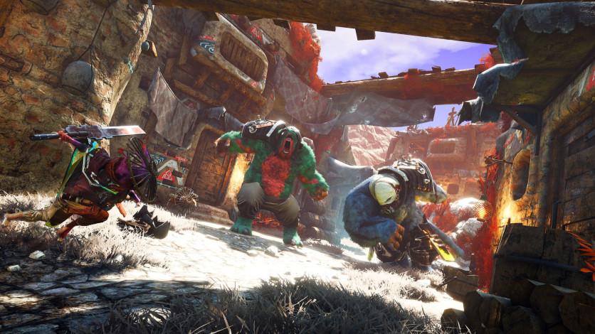Screenshot 8 - BIOMUTANT