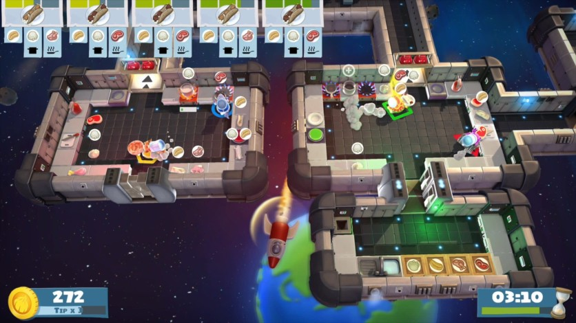 Screenshot 5 - Overcooked! All You Can Eat