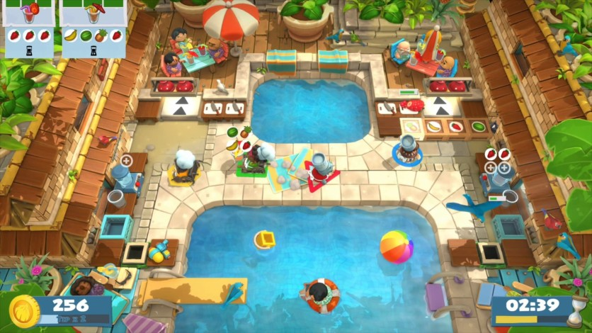 Screenshot 4 - Overcooked! All You Can Eat