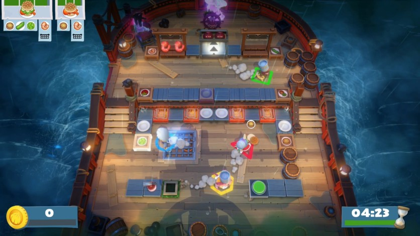Screenshot 3 - Overcooked! All You Can Eat