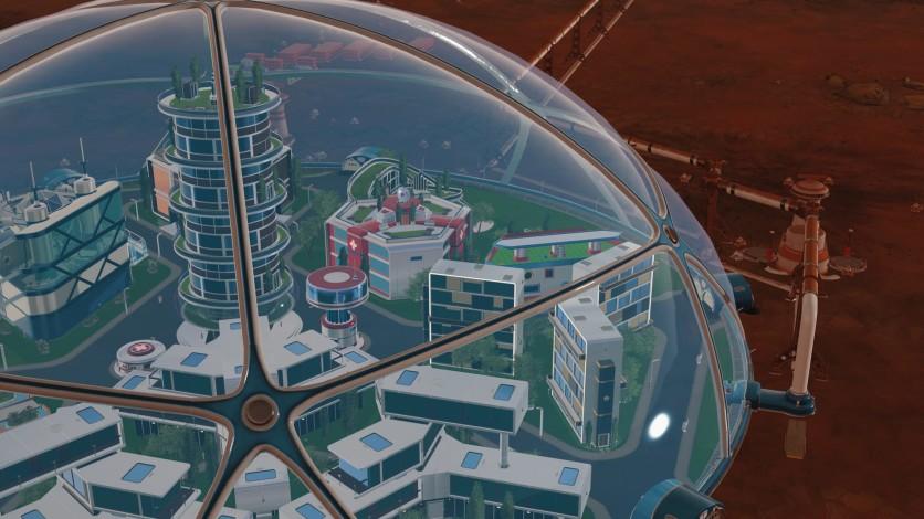 Screenshot 9 - Surviving Mars: In-Dome Buildings Pack