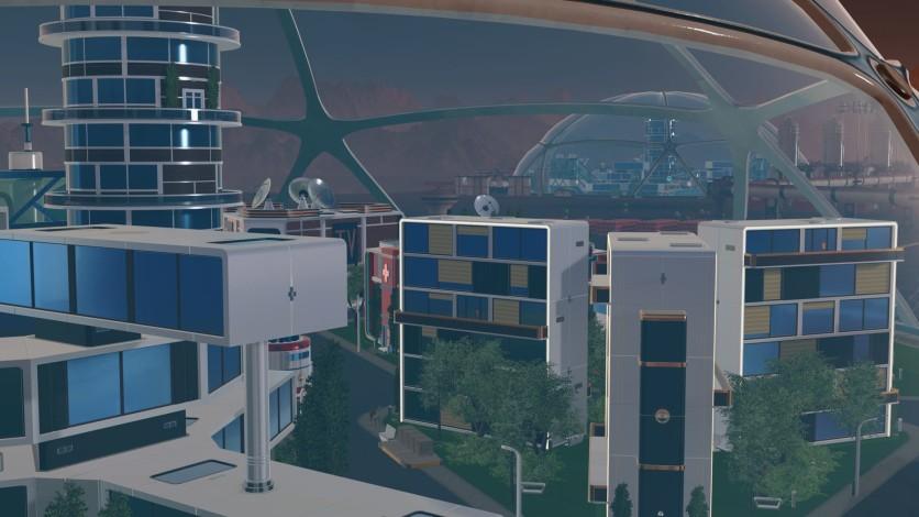 Screenshot 10 - Surviving Mars: In-Dome Buildings Pack
