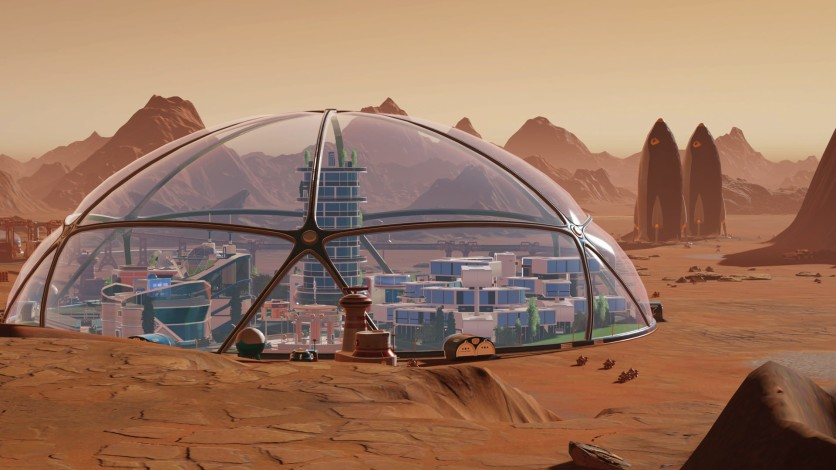 Screenshot 8 - Surviving Mars: In-Dome Buildings Pack