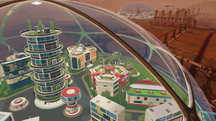 Screenshot 2 - Surviving Mars: In-Dome Buildings Pack