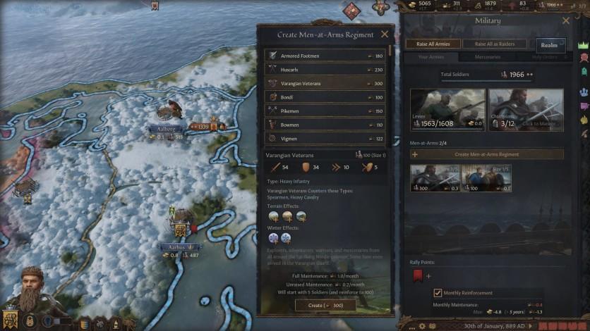 Screenshot 6 - Crusader Kings III: Northern Lords