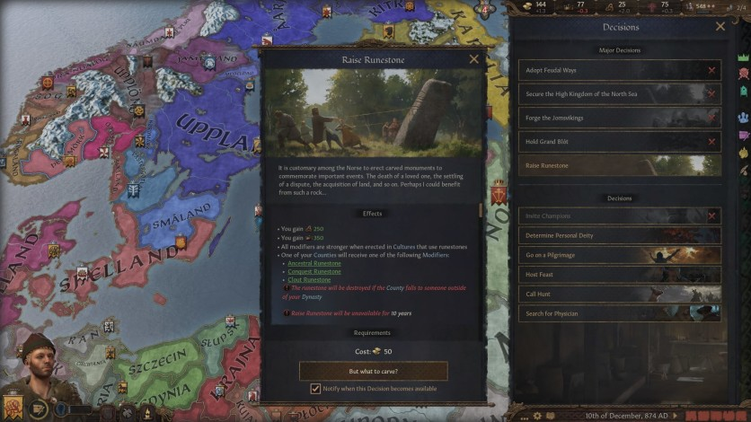 Screenshot 2 - Crusader Kings III: Northern Lords