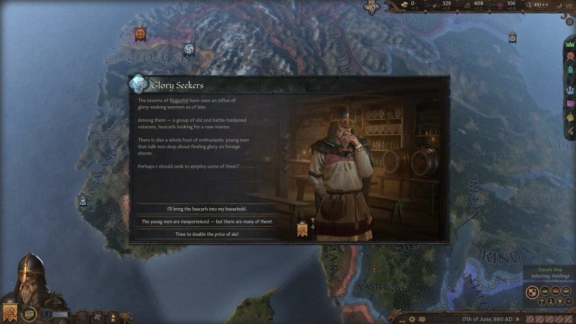 Screenshot 5 - Crusader Kings III: Northern Lords