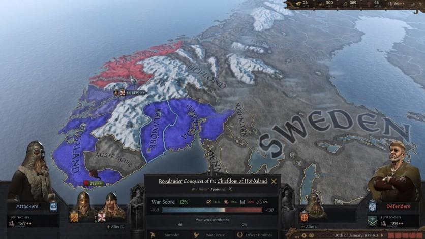 Screenshot 4 - Crusader Kings III: Northern Lords