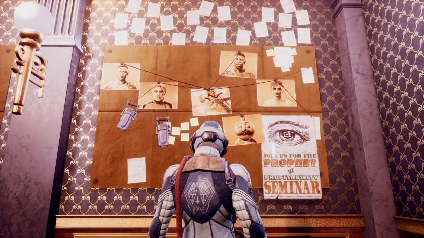 Screenshot 2 - The Outer Worlds: Murder on Eridanos