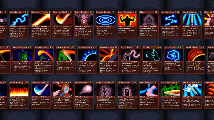 Screenshot 2 - Card Quest