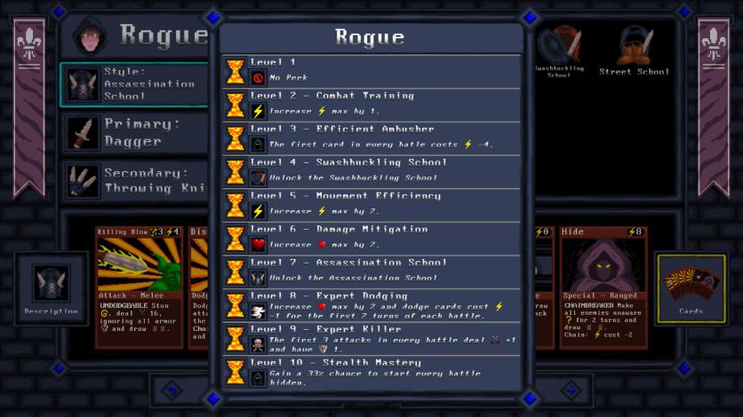Screenshot 9 - Card Quest