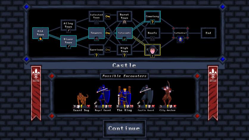 Screenshot 4 - Card Quest