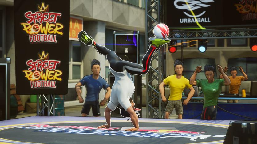 Screenshot 5 - Street Power Football