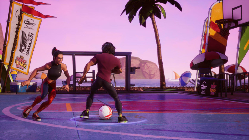 Screenshot 6 - Street Power Football