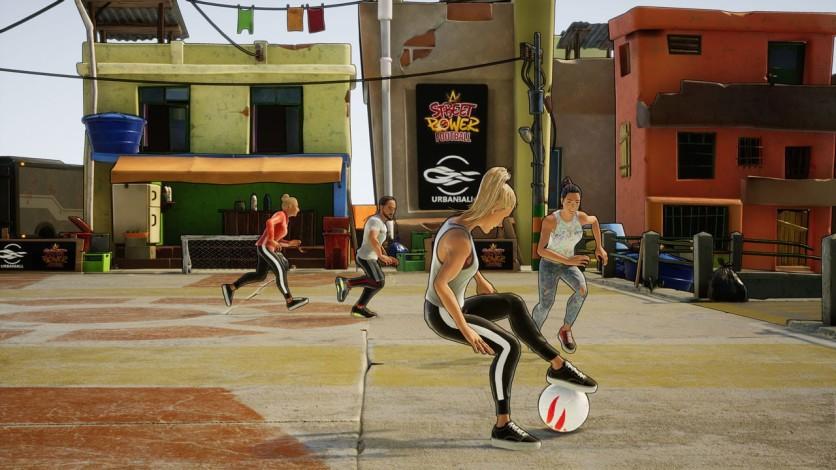 Screenshot 4 - Street Power Football