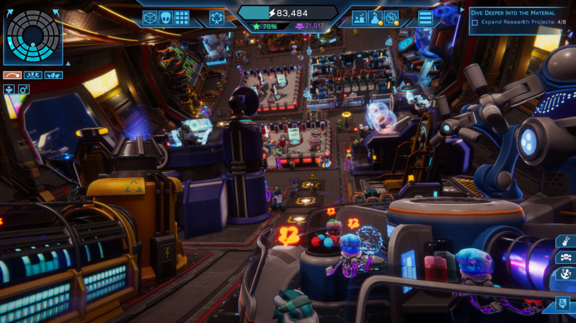 Screenshot 9 - Spacebase Startopia