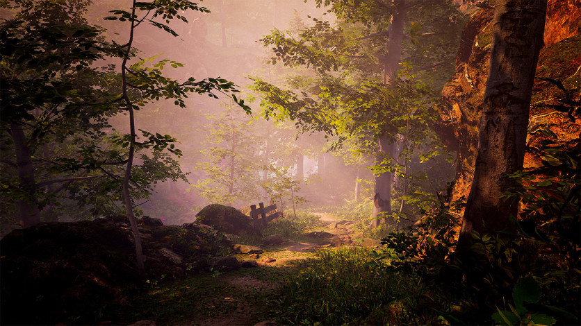 Screenshot 3 - The Fabled Woods