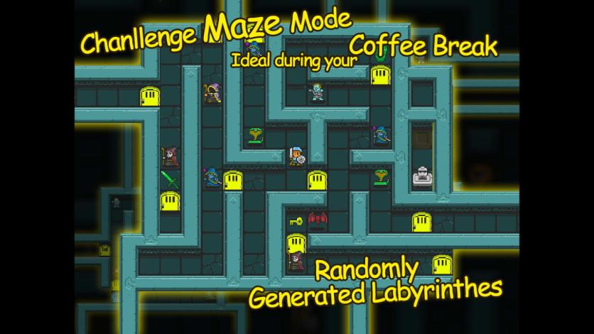 Screenshot 2 - DungeonUp
