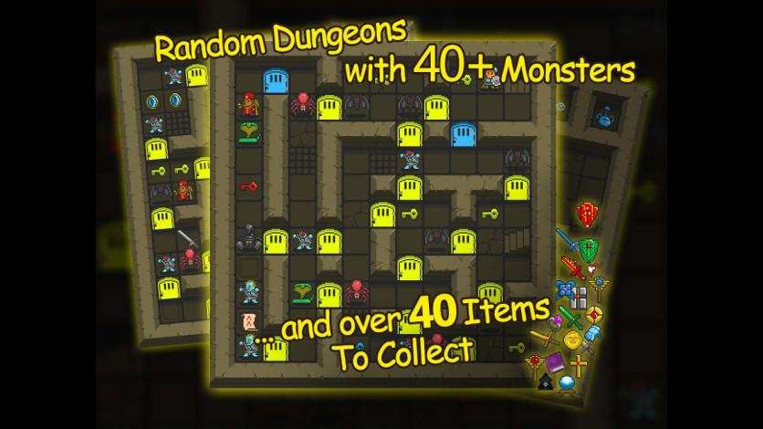 Screenshot 3 - DungeonUp