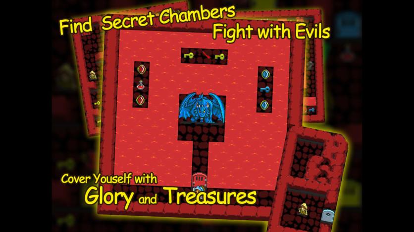 Screenshot 4 - DungeonUp