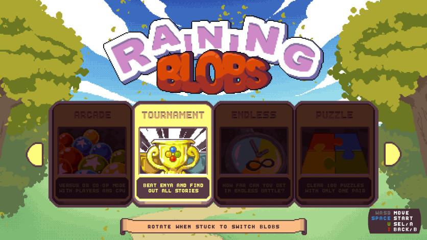 Screenshot 8 - Raining Blobs
