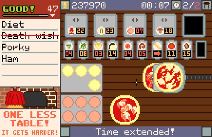 Screenshot 6 - Pizza Express