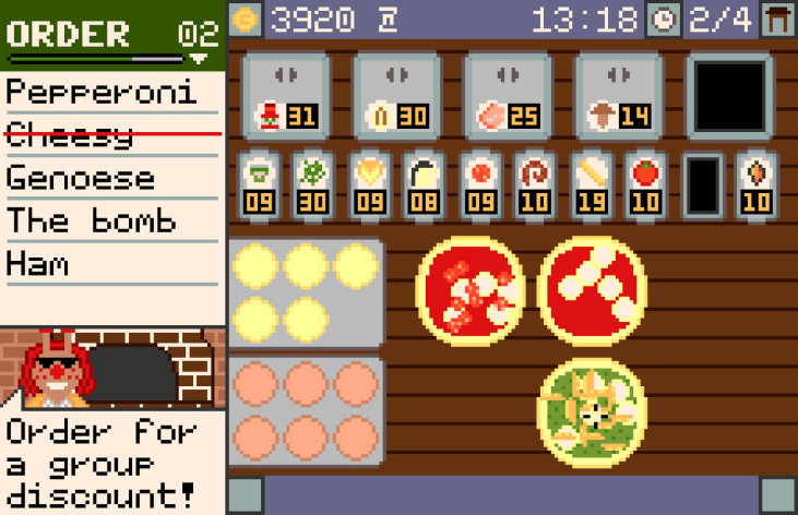Screenshot 4 - Pizza Express