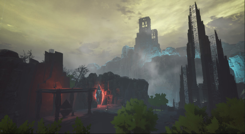 Screenshot 4 - Shattered - Tale of the Forgotten King