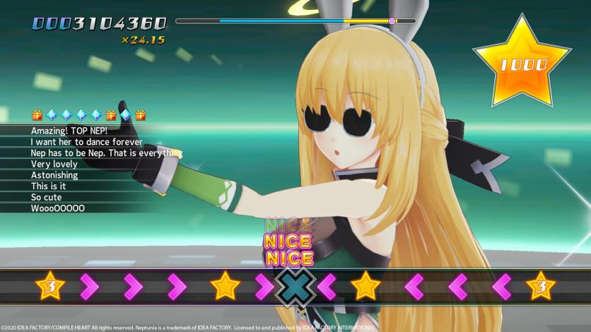 Screenshot 10 - Neptunia Virtual Stars