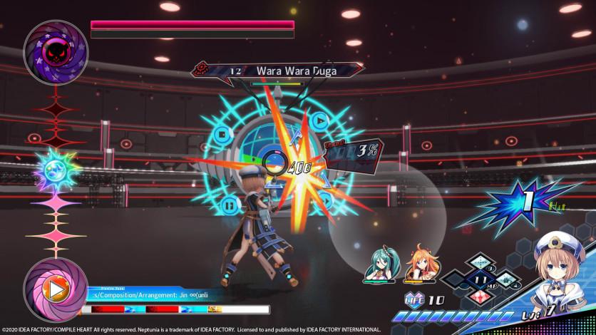 Screenshot 8 - Neptunia Virtual Stars