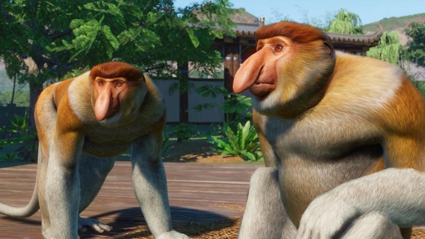 Screenshot 6 - Planet Zoo: Southeast Asia Animal Pack