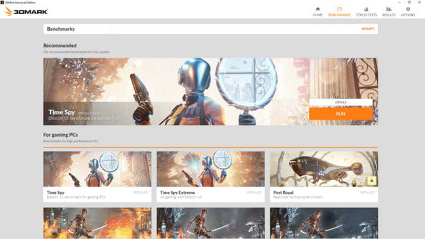 Screenshot 7 - 3DMark