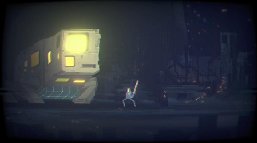 Screenshot 2 - Narita Boy